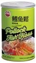 200G海苔芝麻鱈魚鬆易開罐