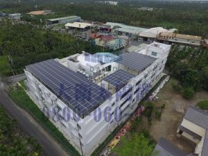 護理之家設置太陽光電