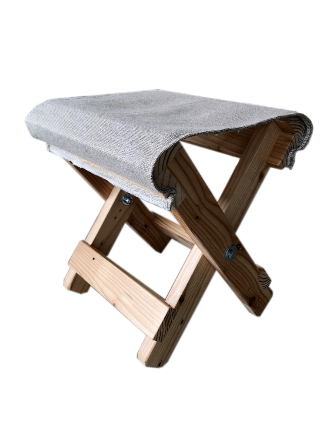 折疊椅-灰