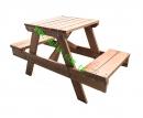 戶外休閒桌椅(2人)