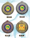 H-14 金屬獎章