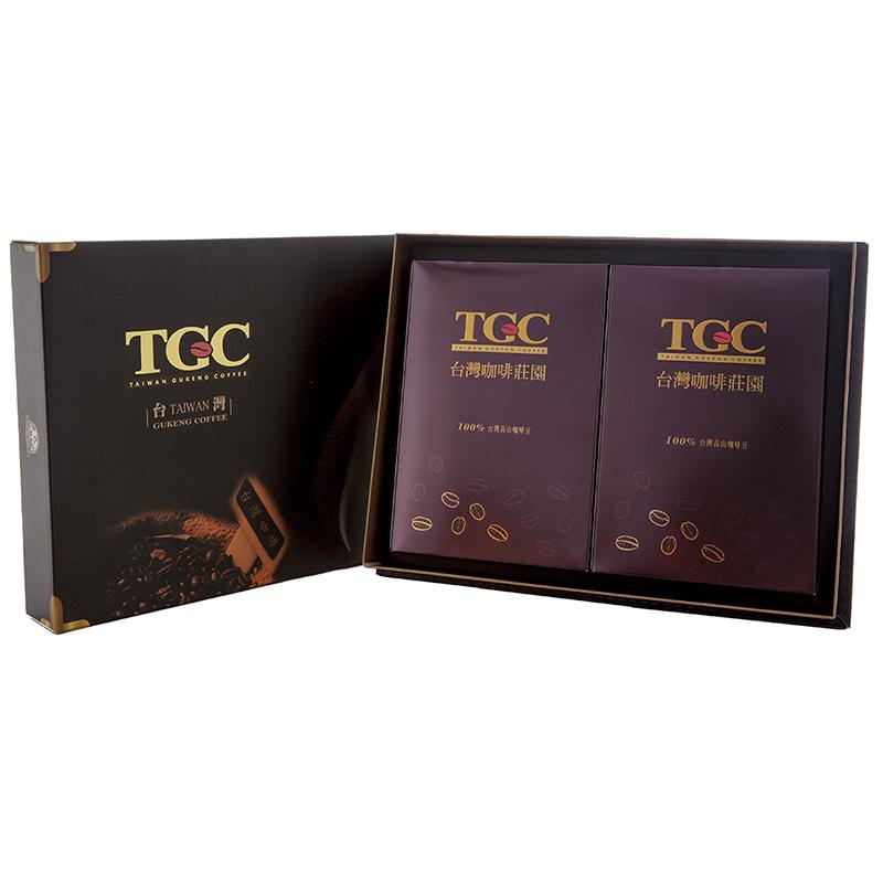 臺灣古坑精選高山咖啡豆禮盒