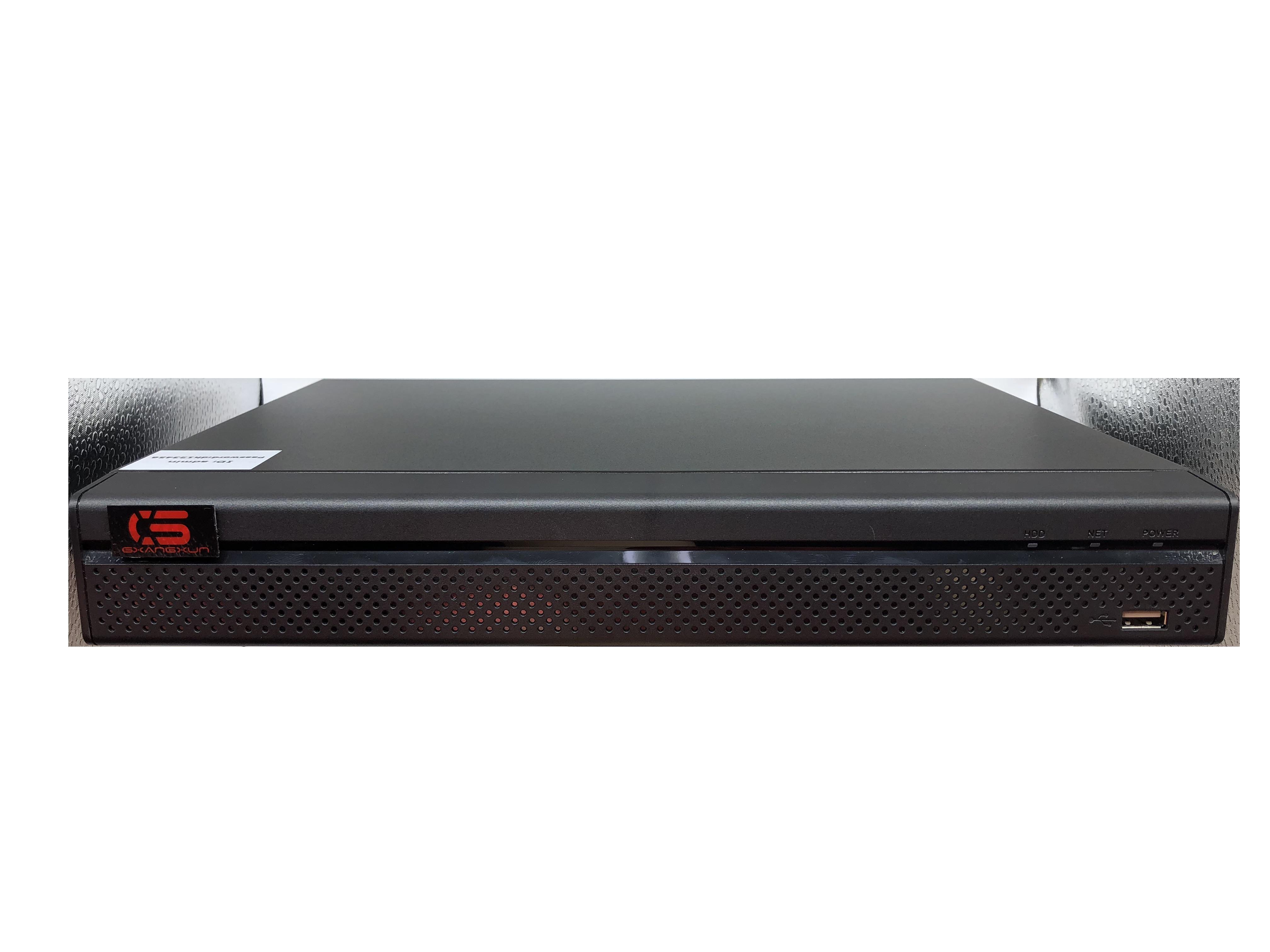H.265智慧型五合一 16路DVR