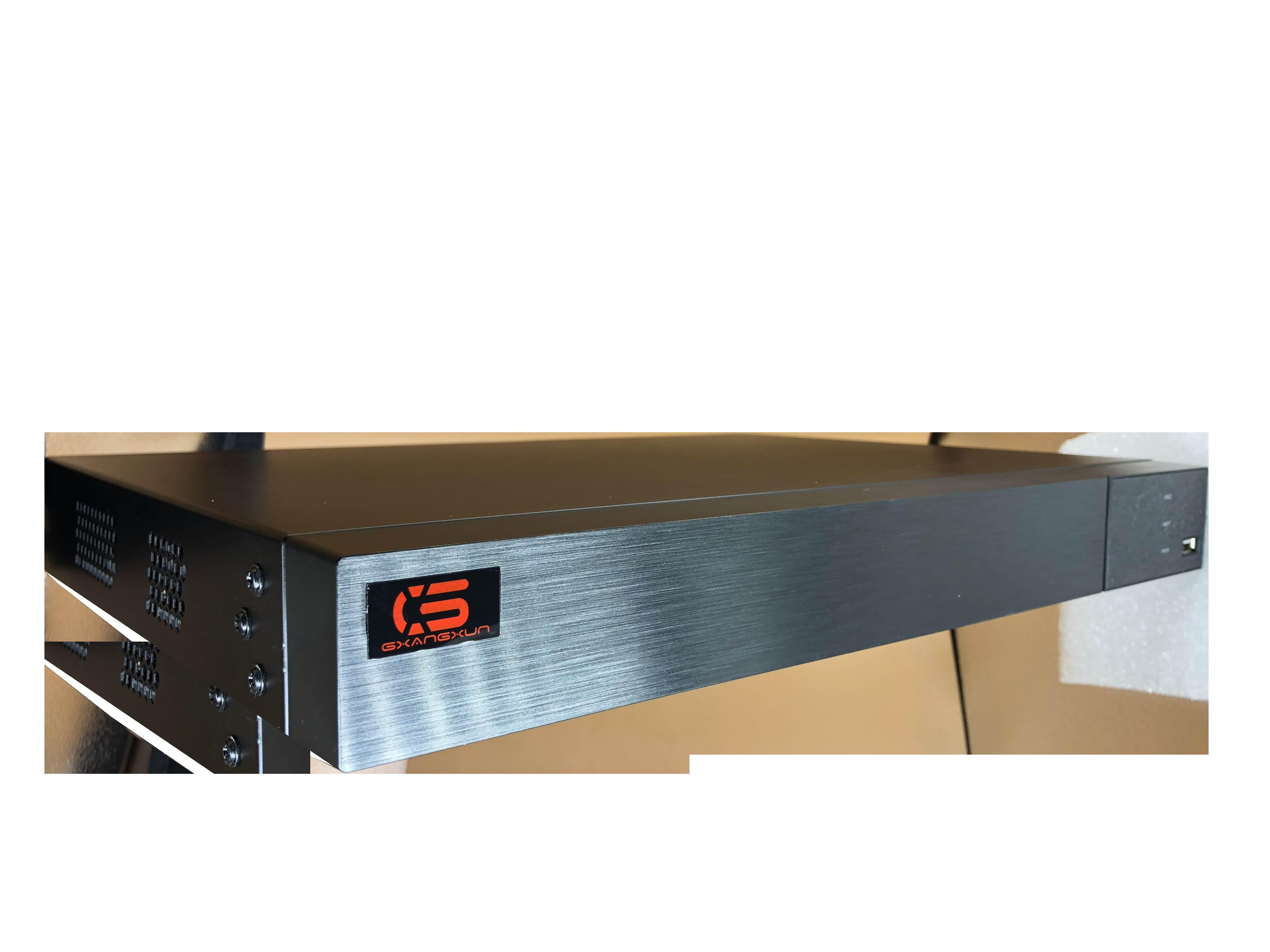 H.264五百萬混合型 16路 DVR