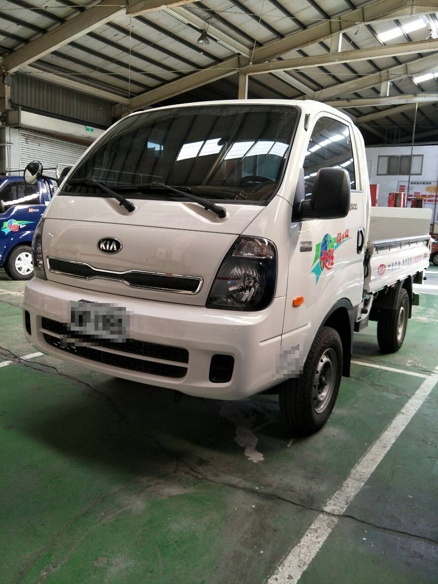 新卡旺4WD商用車