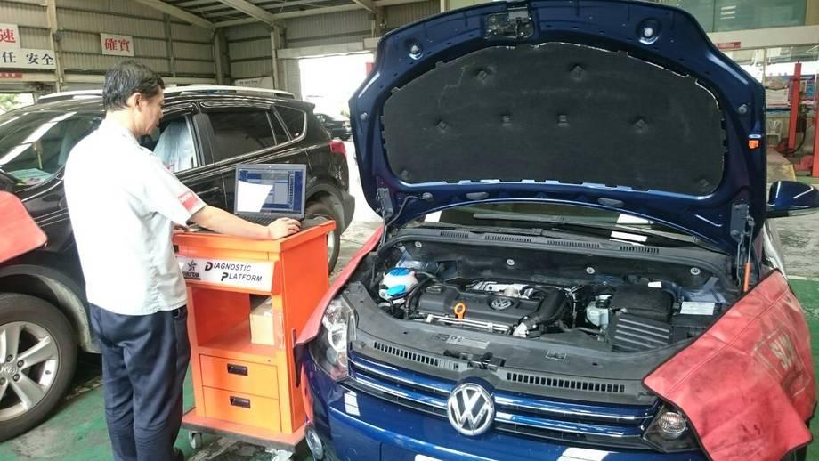 汽車電腦檢測儀器