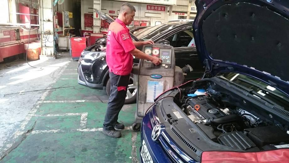 汽車冷媒檢測儀器