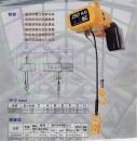 250公斤鏈條吊車-電動鏈條吊車