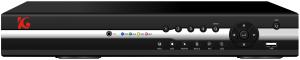 H.265 5M雙硬碟款數位監視錄放影機