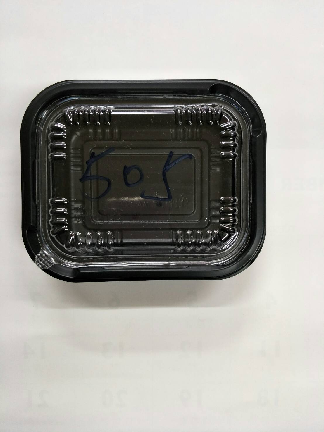 AA-505 壽司餐盒