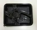 PP-D588 五格餐盒