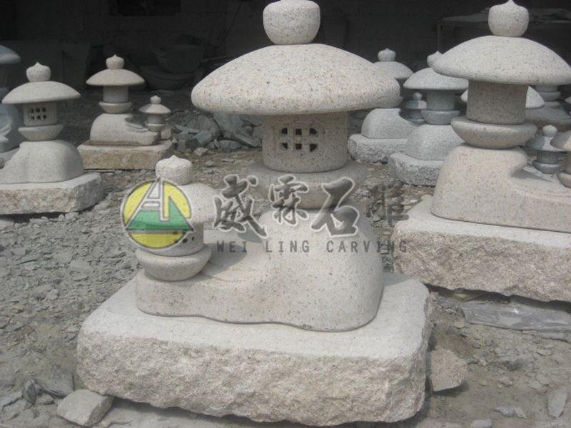石燈,石擋-22