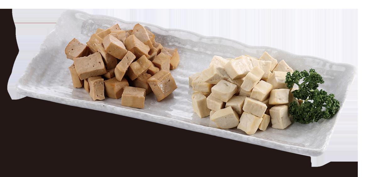 豆干丁 (黃 / 白)