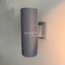 JA-Z-00043-圓筒上下罩直紋屋外壁燈