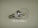 JA-A-00057-LED/E14/3W-清光圓泡