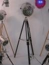 JA-L-00013~攝影棚式落地燈~大款~有搖桿