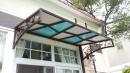 庭院設計款小採光罩