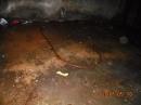 機械車位基坑:油污及積水清除施作前