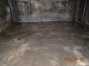 機械車位基坑:油污及積水清除施作後