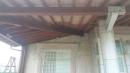 雲林縣虎尾鎮外牆南方松油漆高壓清洗,護木油噴漆,實木桌噴漆 (3)