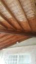 雲林縣虎尾鎮外牆南方松油漆高壓清洗,護木油噴漆,實木桌噴漆 (4)