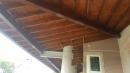 雲林縣虎尾鎮外牆南方松油漆高壓清洗,護木油噴漆,實木桌噴漆 (8)
