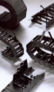 塑鋼製電纜保護鏈條