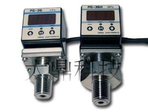 PG-35/PG-35H系列:數位顯示型壓力開關