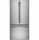 GNE25JSKSS -GE奇異法式三門對開冰箱不銹鋼色