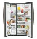 PZS22MMKES-嵌入式消光灰對開冰箱