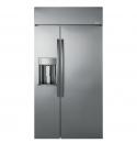 PSB48YSKSS-全崁不銹鋼對開門冰箱