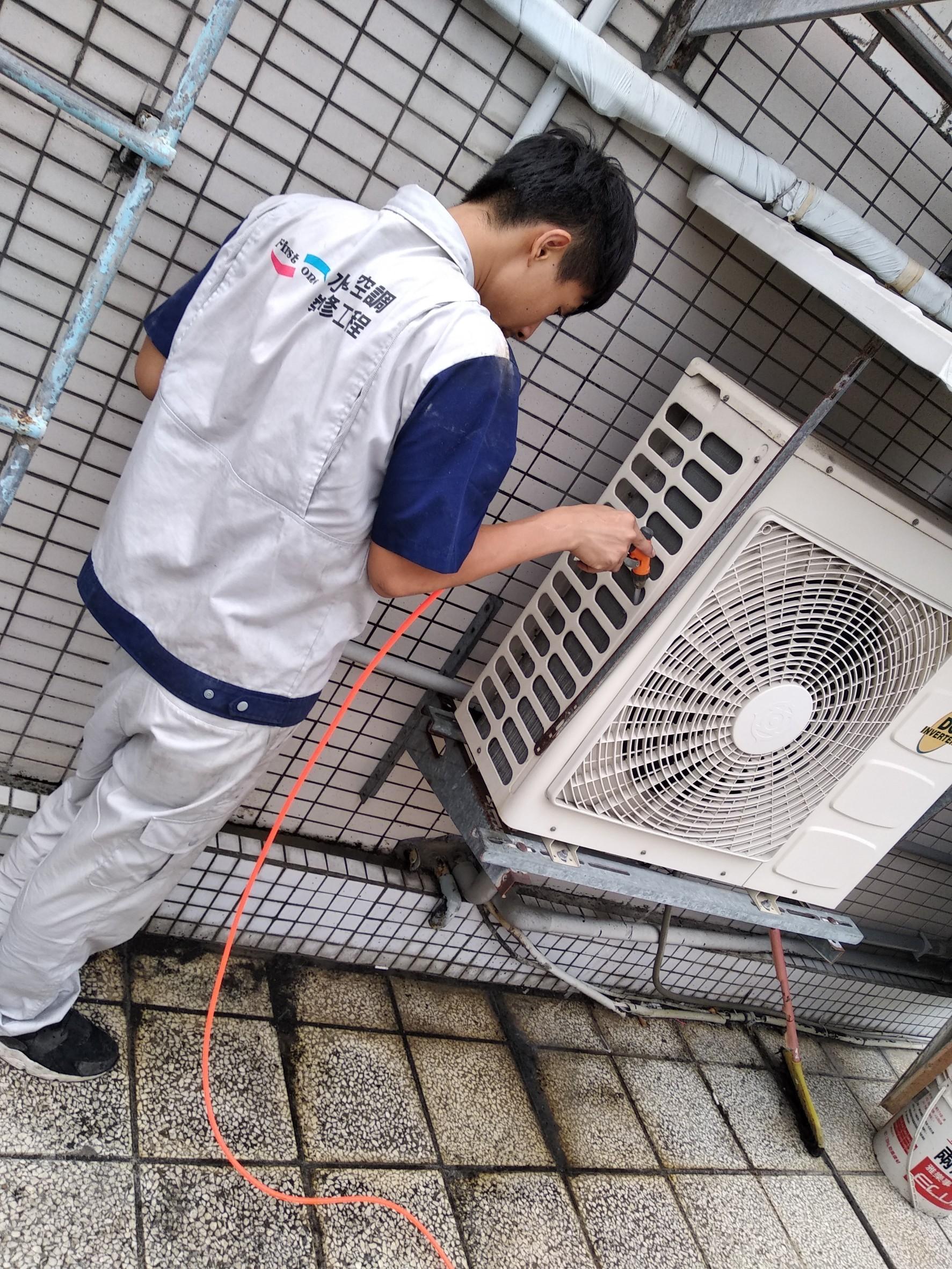 農會14樓冷氣保養
