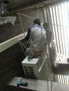 室外銅管管槽安裝施作圖