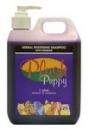 【寵物與咖啡 】 PLUSH PUPPY 澳洲原裝進口 天然草本 人參精華 美白 狗用洗劑 洗毛劑 全犬 500ml