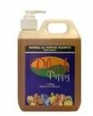 【寵物與咖啡 】PLUSH PUPPY 澳洲原裝進口 天然草本 指甲花 全效美毛 狗用洗劑 洗毛劑 全犬 500ml