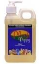 【寵物與咖啡】 PLUSH PUPPY 澳洲原裝進口 天然草本 金盞花 敏感皮膚 狗用洗劑 洗毛劑 全犬 500ml