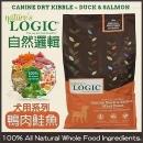 【寵物與咖啡廳】LOGIC自然邏輯《全犬種鴨肉+鮭魚》2kg-挑嘴美膚