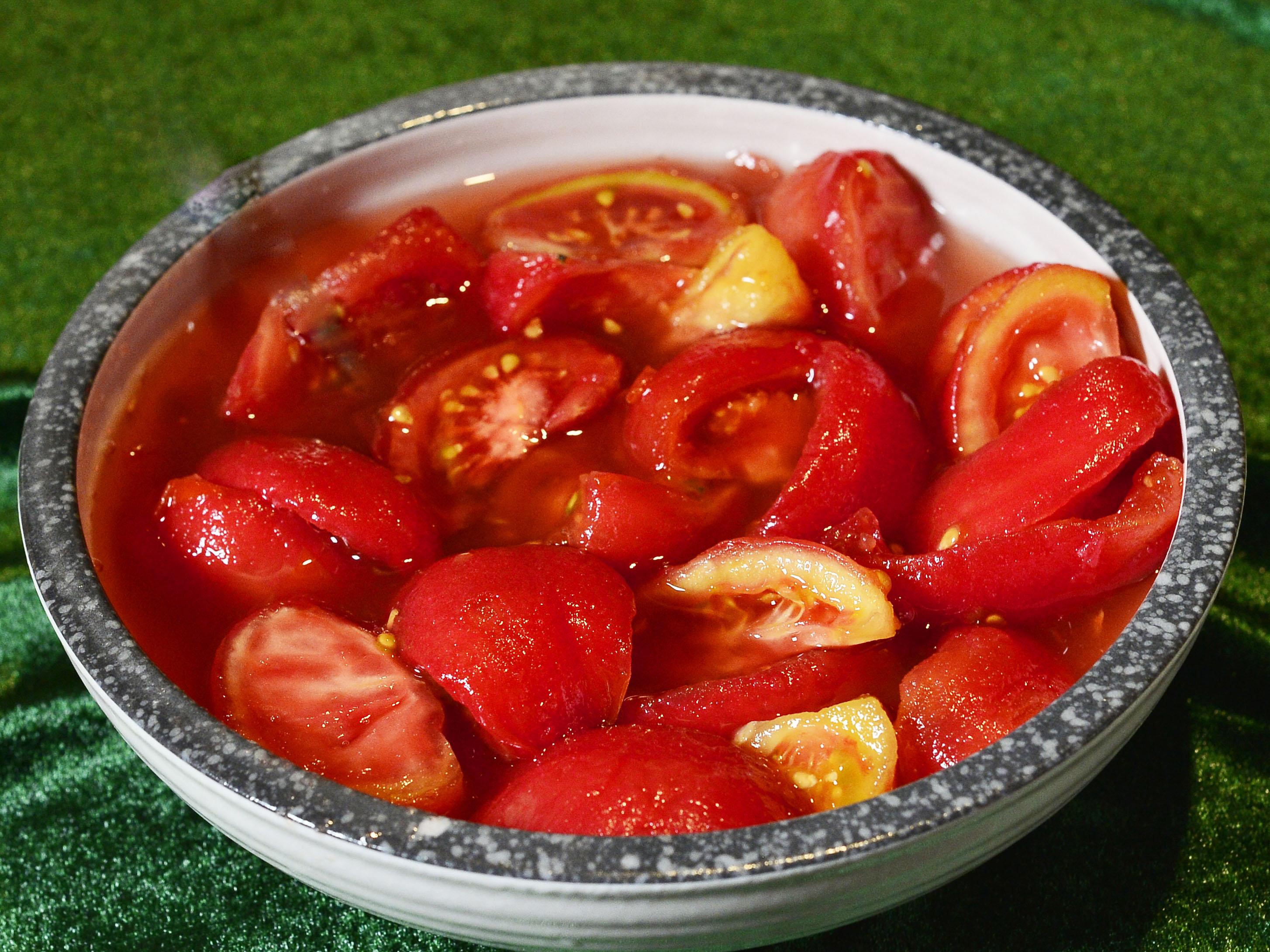 冰釀西紅柿