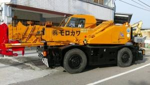 TADANO TR/160/M3 2000年份