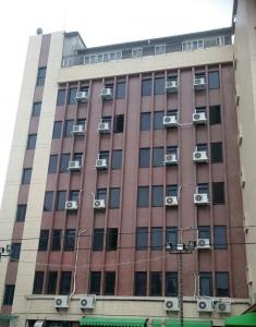 飯店冷氣汰換完工後