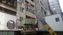 銀行中央空調系統主機汰換-施工前舊主機拆除