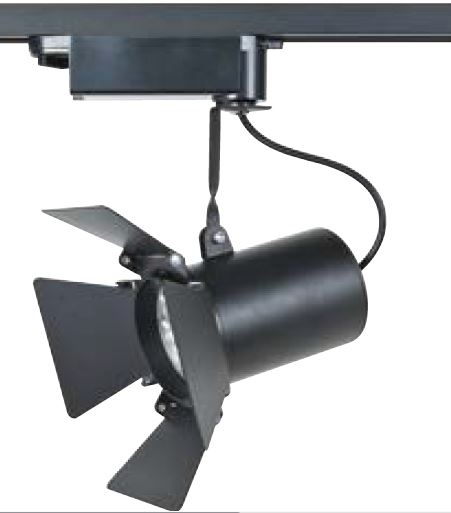 LED 30W模組調光軌道燈