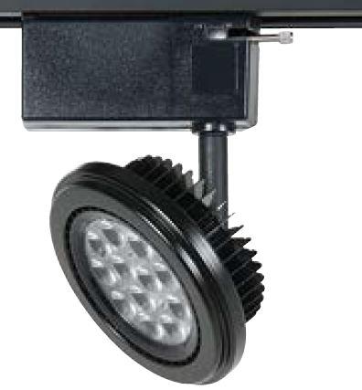 LED 12W模組軌道燈
