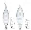 舞光 LED E14 蠟燭燈