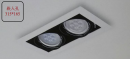 AR 有邊框盒燈/2燈