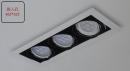 AR 有邊框盒燈/3燈