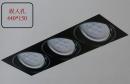AR 無邊框盒燈/3燈