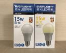 億光 LED 15W 球泡燈