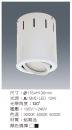 LED 12W 桶燈