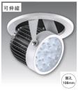 崁10.8CM LED 15W 伸縮崁燈